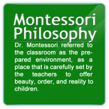 Ottawa Montessori School Philosophy